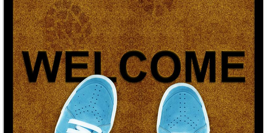 Welcome Clean Capet
